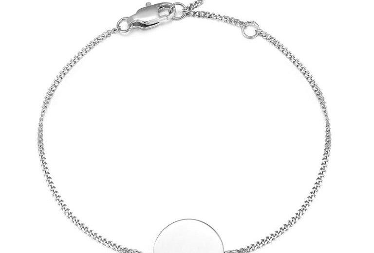 ICRUSH - Simplicity Armband silber