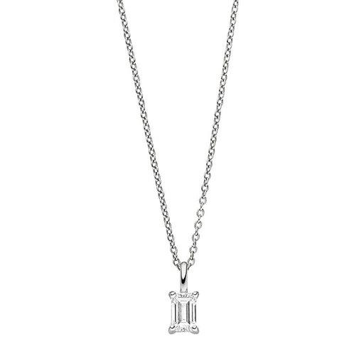 VIVENTY - Halskette mit 1 Zirkonia