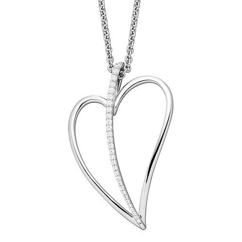 VIVENTY - Halskette Herz