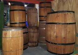 Barrels Kegs Assorted May 2019