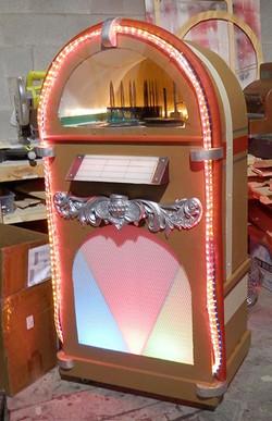 Jukebox Tan
