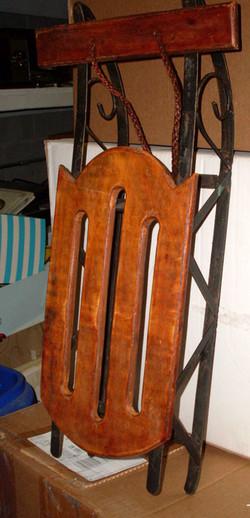 sled decor 2ft