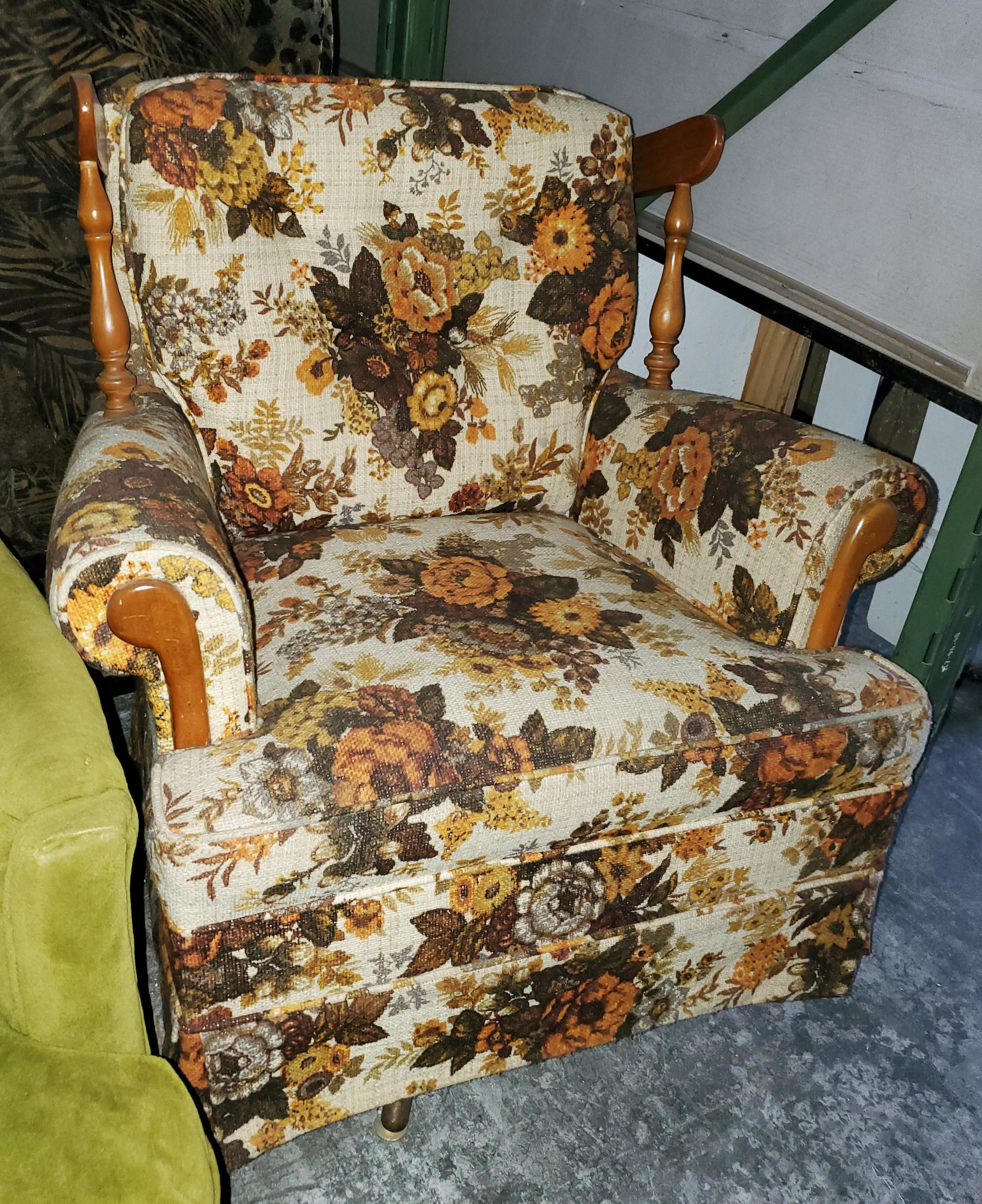 Arm Chair 70s