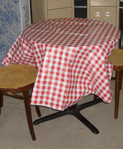 Bistro Table - Paris