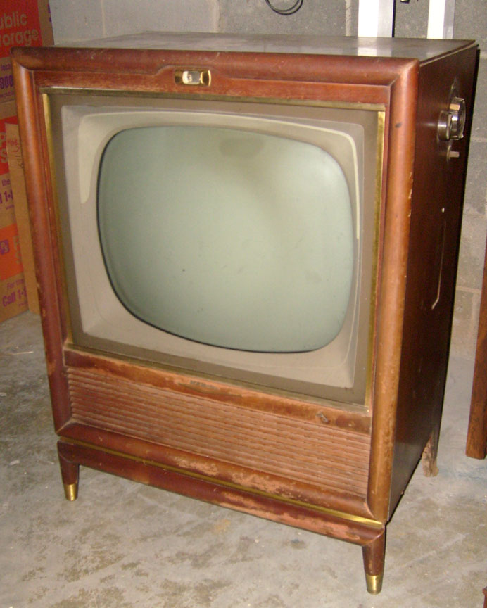TV - RCA 40's