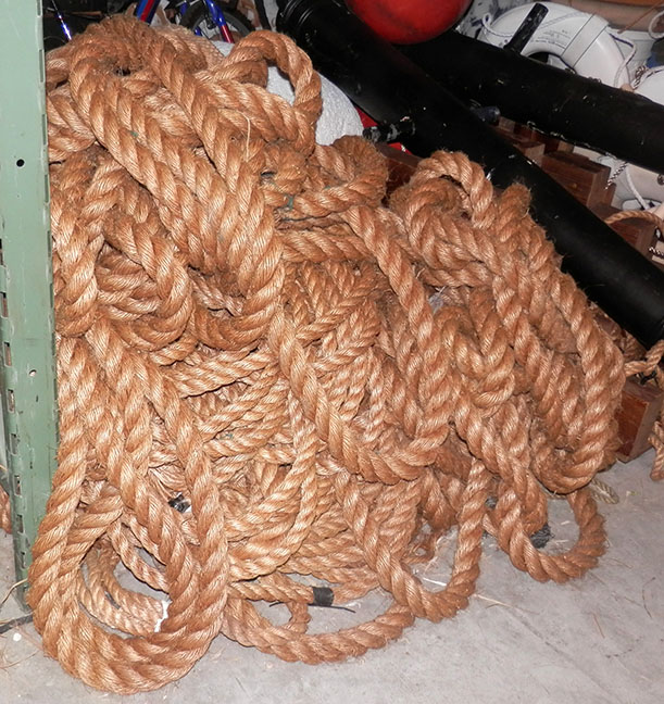 Rope Manila Large Diameter