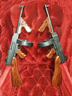Tommy Guns non firing