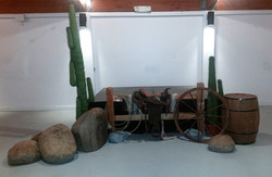 Western Props for Stage