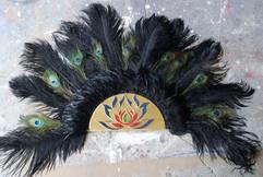 Egyptian Fan Head