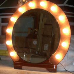 Vanity Mirror Lighted