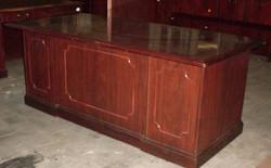 Cherry Executive Desk