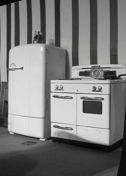 1950s Kitchen Appliances