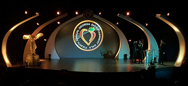 Main Stage white with Gala logo