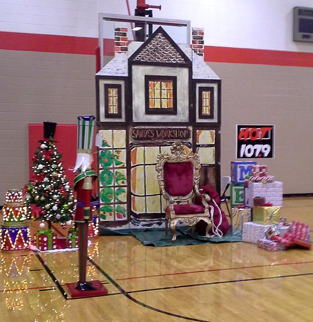Santa's Workshop storefront