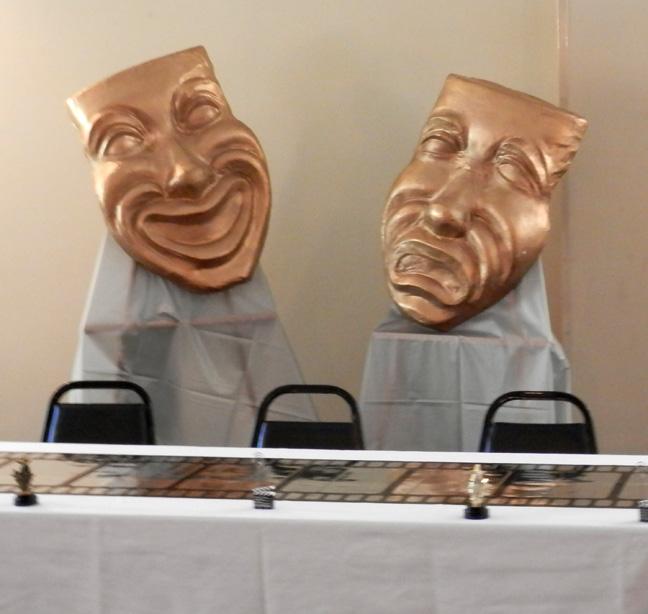 Comedy Drama Masks