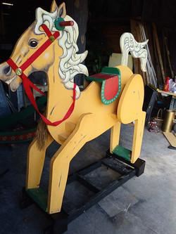 Lord Farquaad Horse