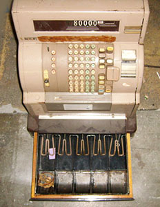 NCR 38 Cash Register