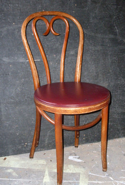 Chair - Bentwood Maroon