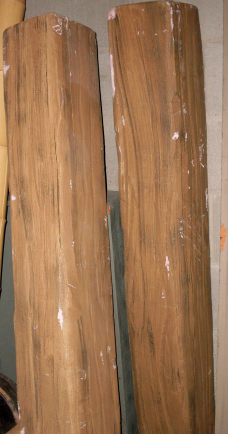 Faux Wood Timbers