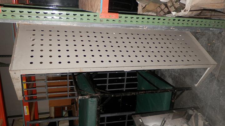 Prison Bed single - 79x27x16