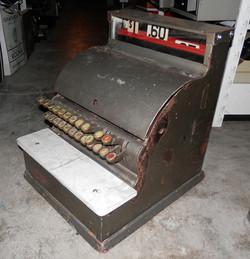Mechanical Cash Register