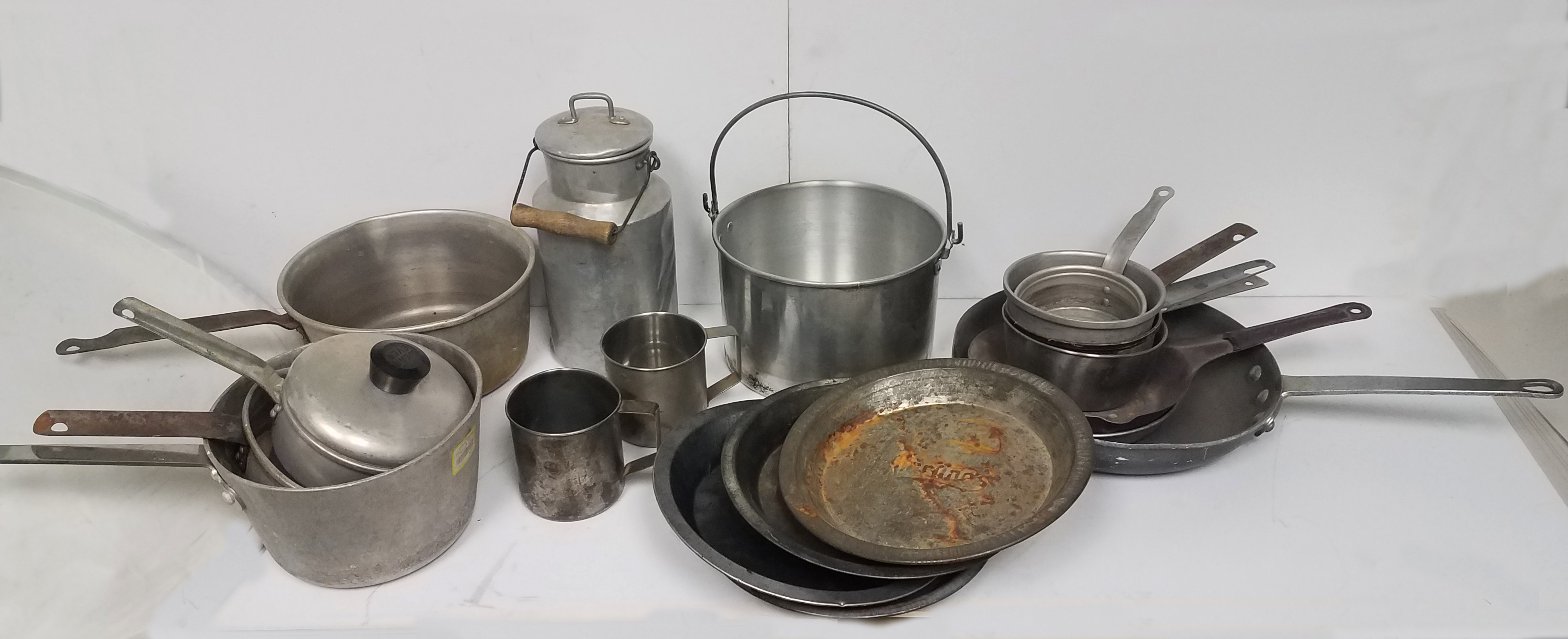 Cattle Drive pots and pans