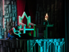 Beauty and the Beast Rose and Throne.JPG