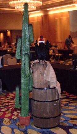 Cactus Vignette