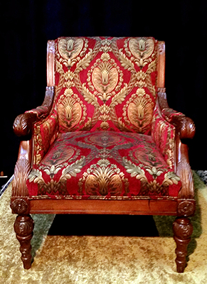 Throne A - Regal Chair
