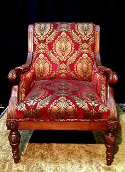Throne A - Regal Chair