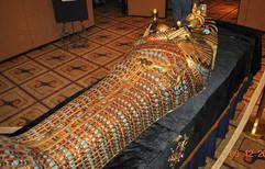 Sarcophagus Tut