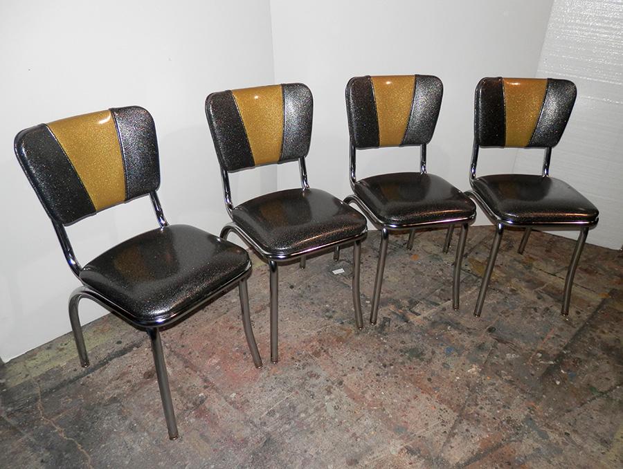 Classic Diner Seats