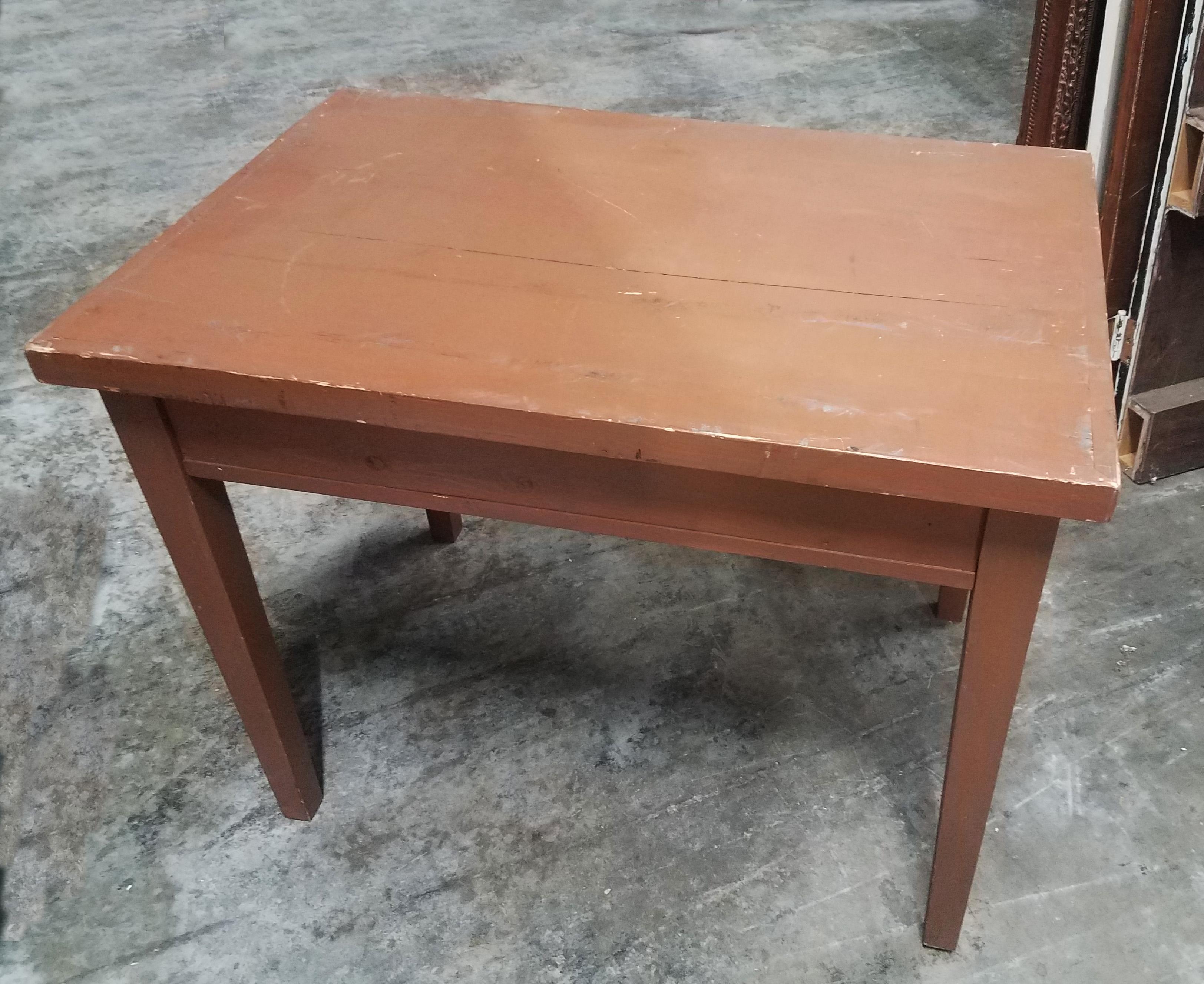 Wood Desk - small della replica
