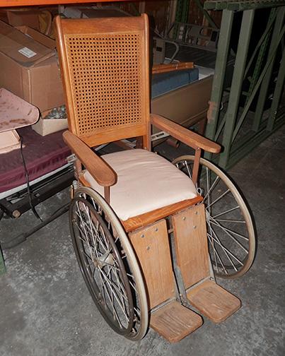 Cane Wheelchair