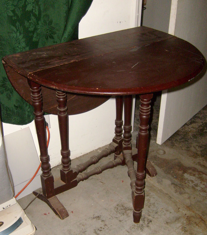 Table - gate leg