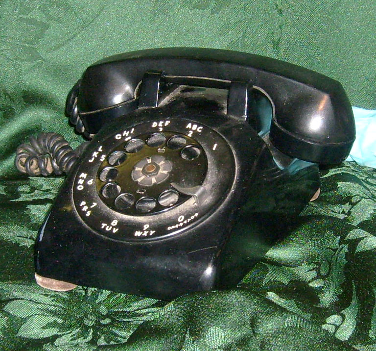 Telephone - Home 1960's