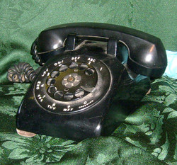 Telephone - Home 1960's