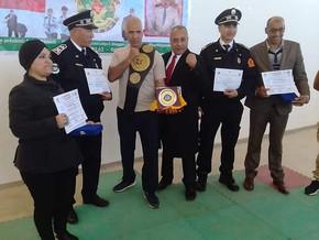International Bodyguard Seminar in Morocco