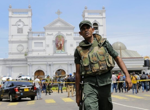 Sri Lanka attacks consequences