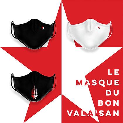 Le masque du bon Valaisan