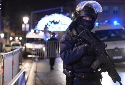Terorrist attack in Strasbourg