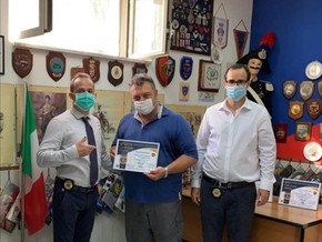 Collaboration with national association of Carabinieri