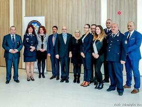 The New University Civilian Guard Organization Hungary