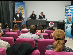 Conference about religion, extremism and terrorism