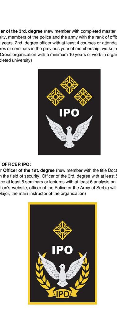 Officer L3 / High Officer L1