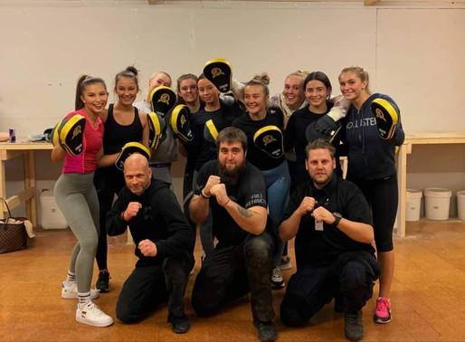 Annual Self Defense course for Women