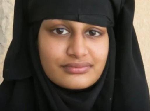 CASE OF SHAMIMA BEGUM