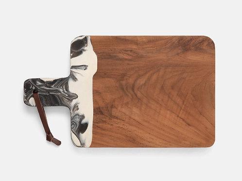 Resin Dipped Serve Board