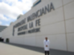 Servicio de Reproducción asistida - Hospital La Fe Valencia, España