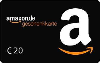 Amazon-Gutschein 20 EURO